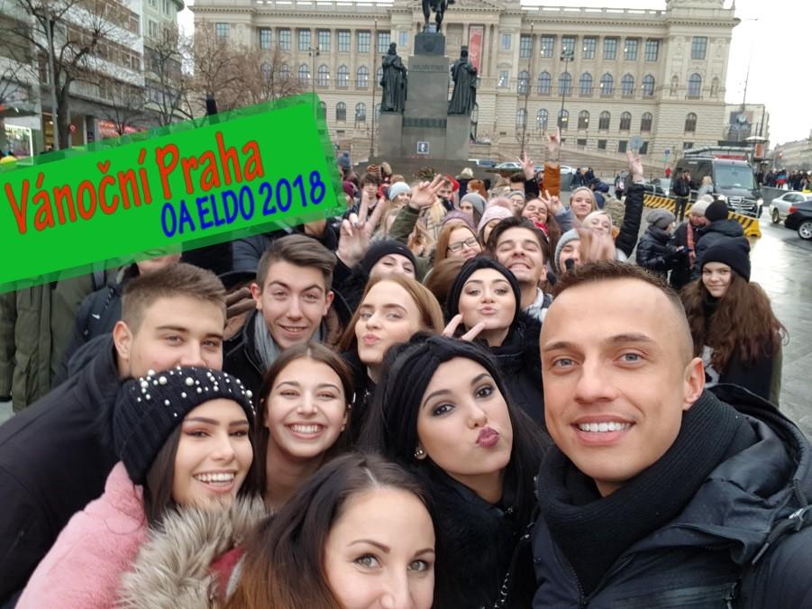Vánoční Praha 2018
