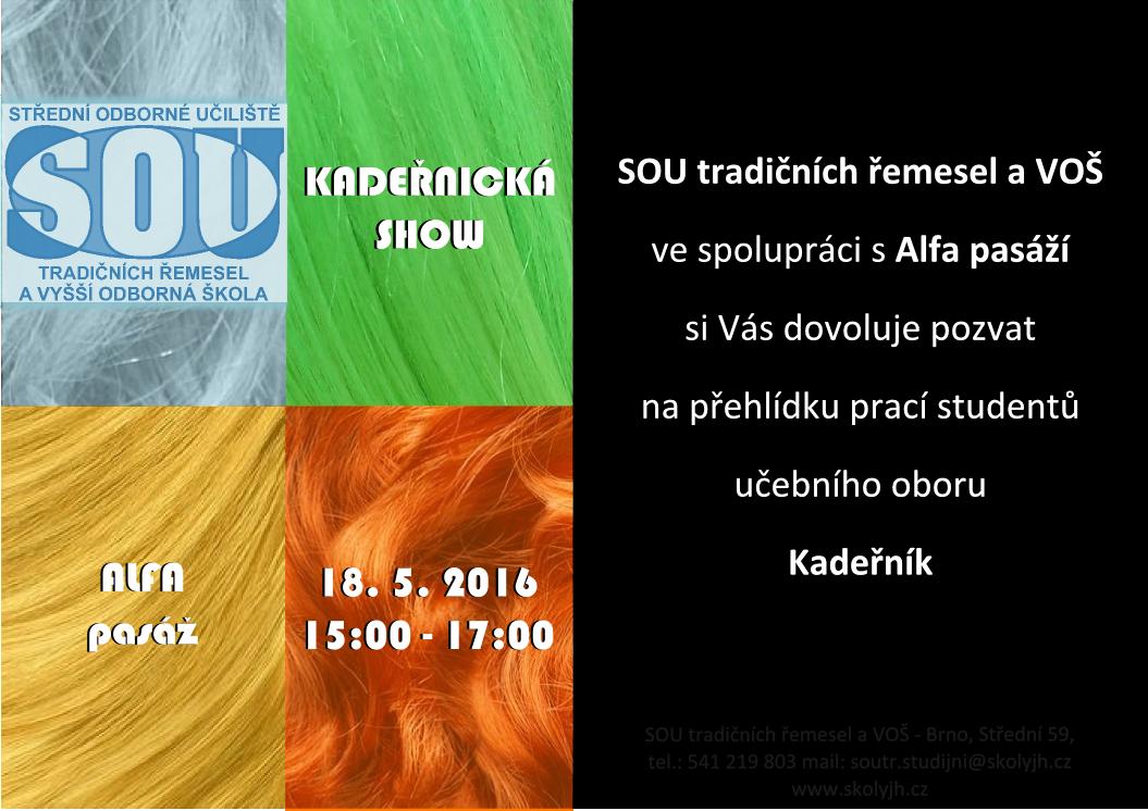 Kadeřnická show